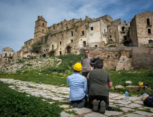 "Craco su Science Channel per la serie ""Massive Engieneering Mistakes"""